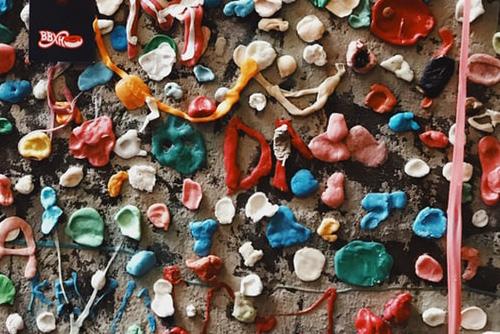 Cleanwalk cleanup nettoyage des plages déchets chewing-gum