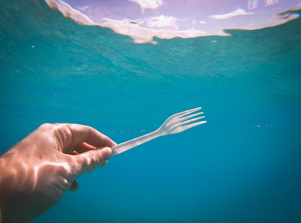 Pollution plastique des océans o'dyssey
