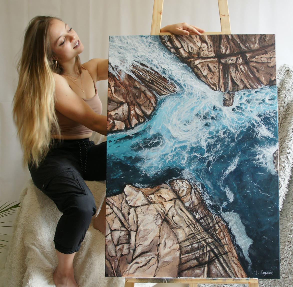 Artiste : Julie Gazounaud