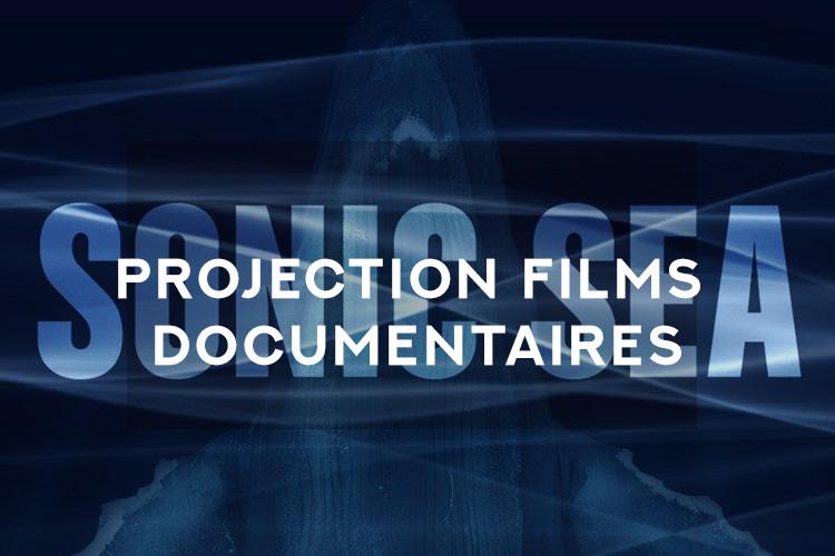 projection de films documentaires océans