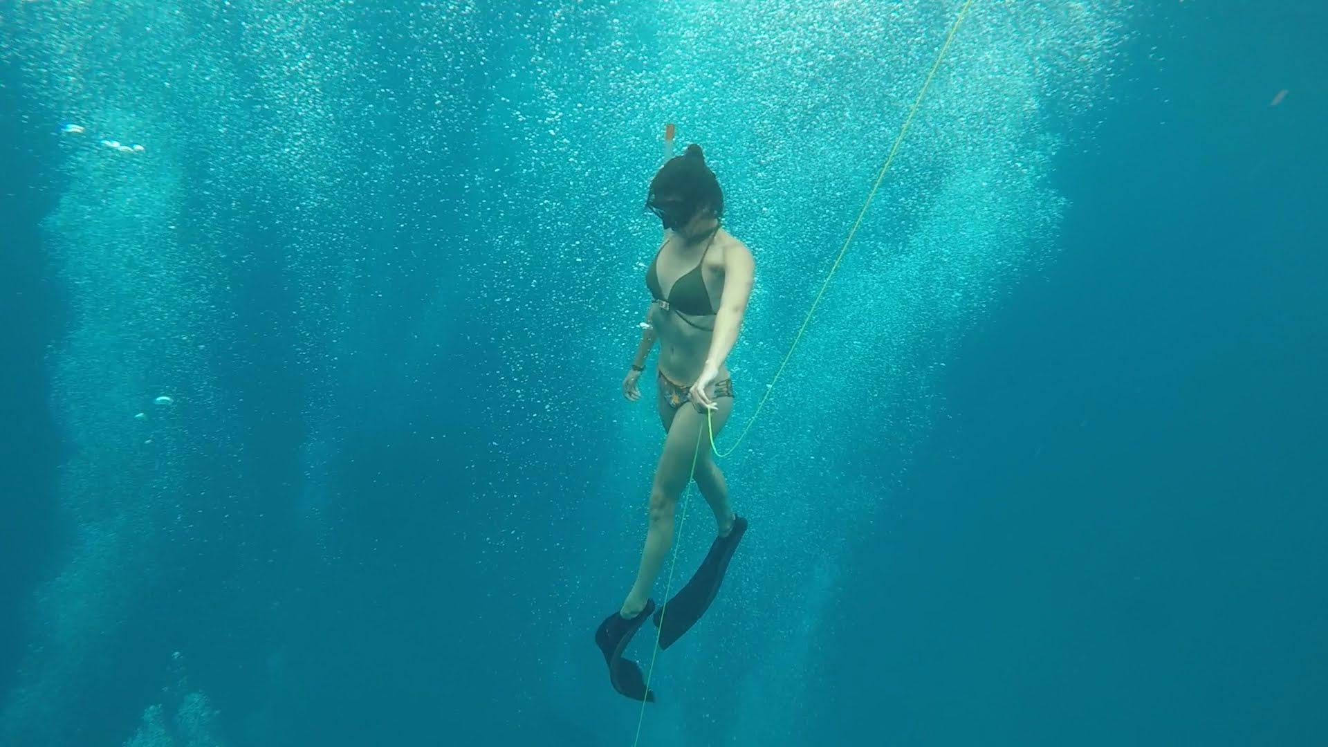 Plongée en Nouvelle Calédonie récif pollution