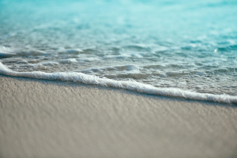 Ban inscription la voix de l'océan