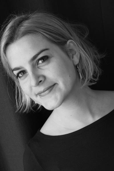 Alice Vitoux fondatrice de la fresque océane