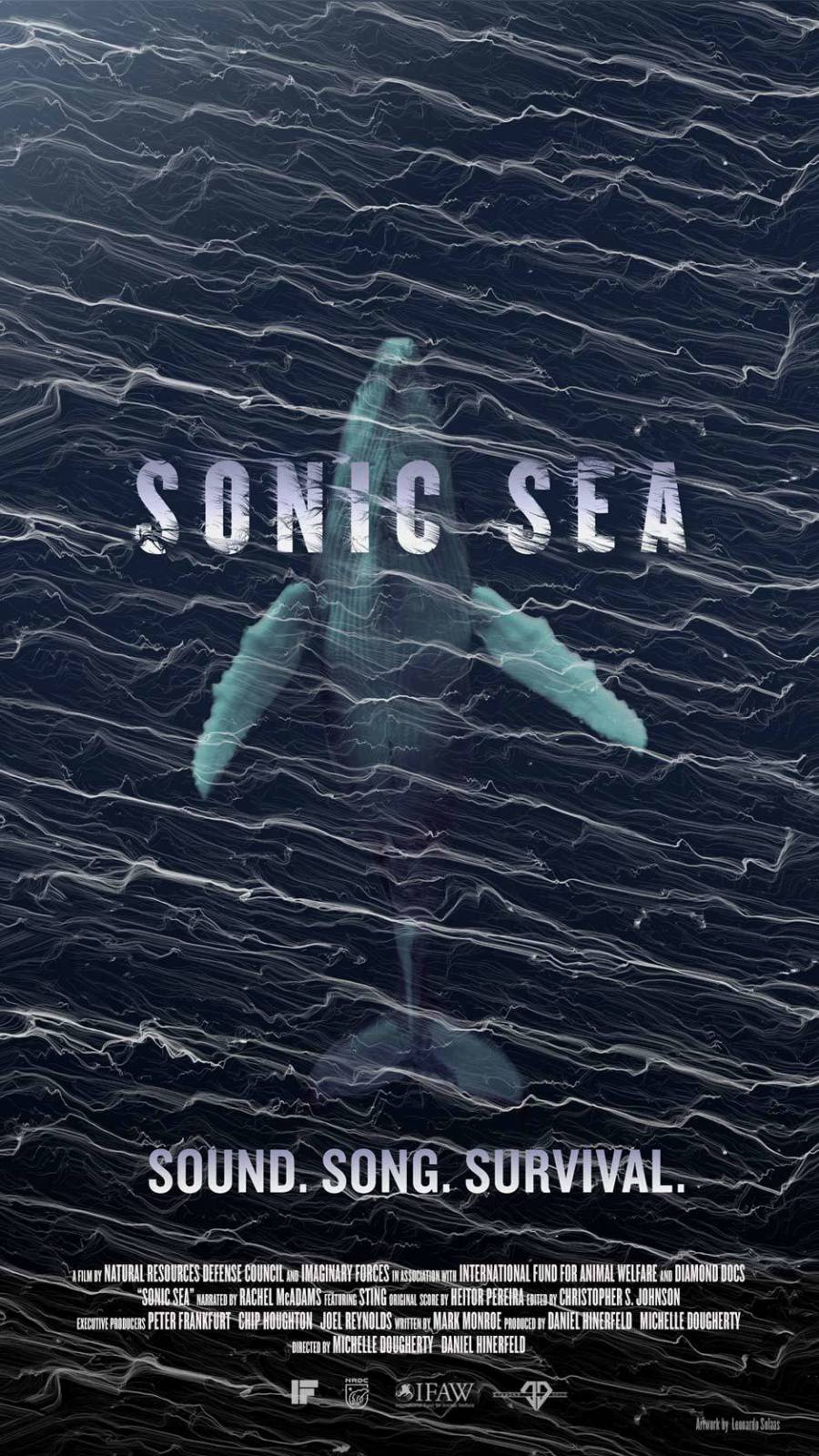 Sonic sea movie documentary documentaire Emmys Awards IFAW